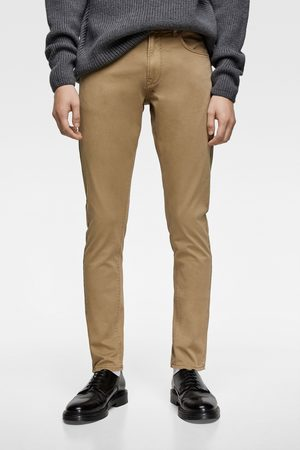 Zara PANTALÓN SLIM COLOR