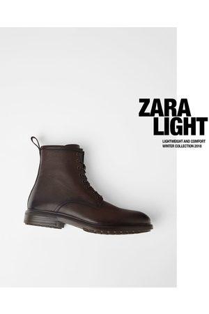 Zara BOTA PIEL - LIGHT