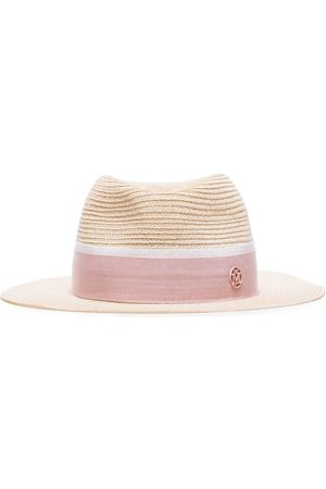 Le Mont St Michel Mujer Sombreros - Sombrero con logo