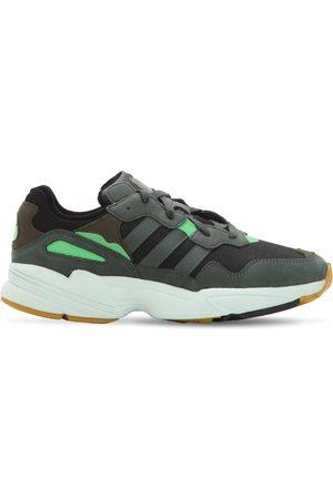 """adidas Sneakers """"yung-96"""" De Piel Y Malla"""