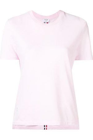 Thom Browne Camiseta de manga corta holgada