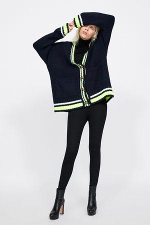 Zara Legging cintura ancha