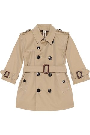Burberry Mujer Gabardinas - Cotton trench coat