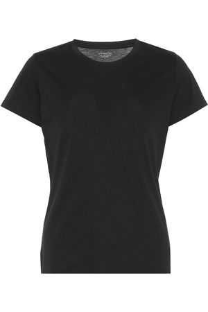 Vince Mujer Playeras - Cotton T-shirt