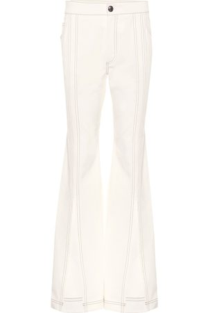 Chloé Mujer Acampanados - High-rise flared jeans