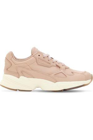 """adidas Sneakers """"falcon"""" De Malla Y Ante"""