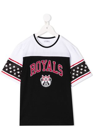 Dolce & Gabbana Playera Royals estampada