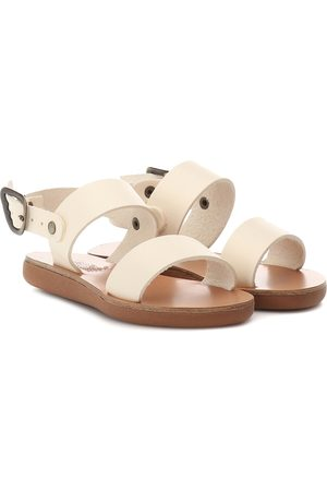 Ancient Greek Sandals Kids Mujer Sandalias - Little Clio Soft leather sandals