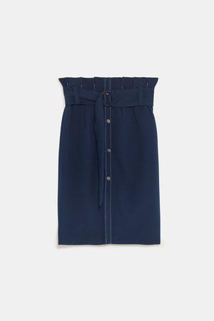 Cinturones Y Tirantes de mujer Zara moda online ¡Compara ahora y ... 9b77d8ffa37