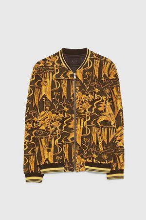 d6b43dbea051f Baratas  Chamarras de hombre color dorado en ofertas