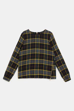 cc685e658a Baratas  Zara Camisas Y Blusas de mujer en ofertas