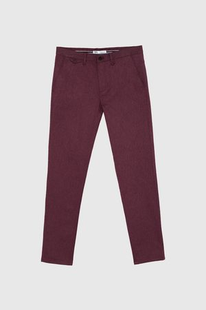 Zara Hombre Chinos - Pantalón chino