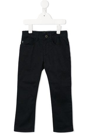 Emporio Armani Pantalones con diseño de cinco bolsillos
