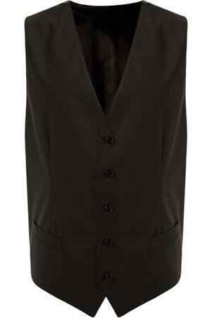 Dolce & Gabbana Hombre Chalecos - Chaleco con botones