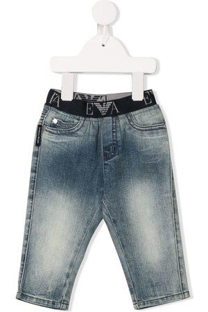 Emporio Armani Jeans con pretina elástica