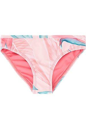 Duskii Bikini bottom con estampado de Hydra