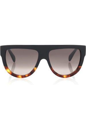 Céline Aviator acetate sunglasses
