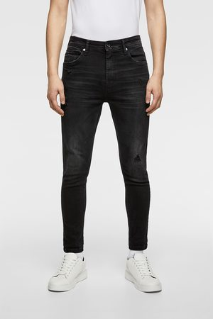 Zara DENIM CARROT ROTOS