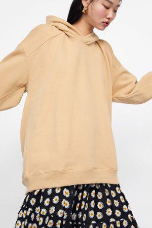 Zara Sudadera oversize capucha