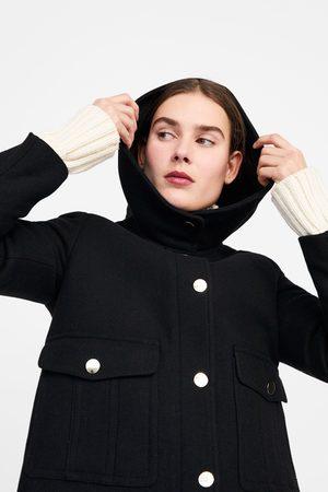 Zara Abrigo botones
