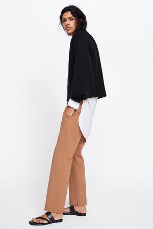 Zara Mujer Chinos - Pantalón chino