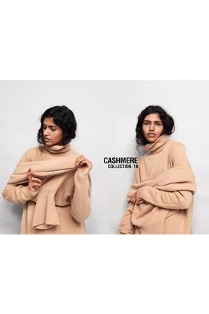 Zara Mujer Suéteres - Jersey cashmere cuello alto