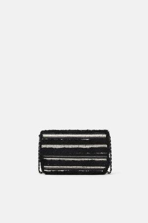 Zara Mujer Bolsas crossbody - Bolso bandolera abalorios