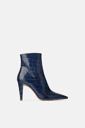 9c2bd2fe4aa Botines de mujer Zara sexy ¡Compara ahora y compra al mejor precio!
