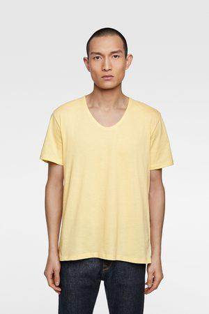 Zara Camiseta básica easy fit