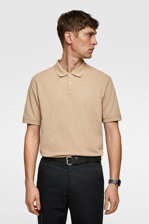Zara Hombre Polos - Polo básico