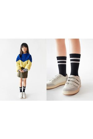 Zara Pack dos calcetines sporty