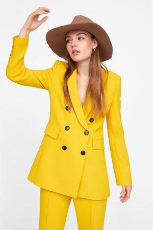 Zara Mujer Sombreros - Sombrero ala grande
