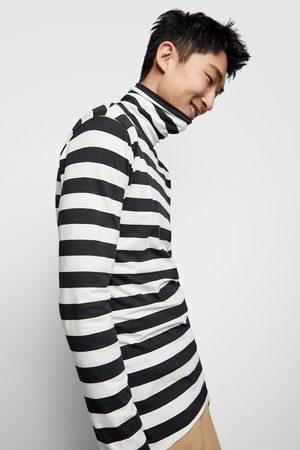 Zara Camiseta rayas premium