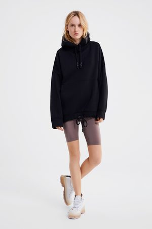 Zara Mujer Leggings y treggings - Legging corto ciclista