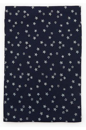Zara Bebé Bufandas - Cuello algodón estrellas