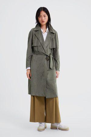 Ropa abrigo zara mujer