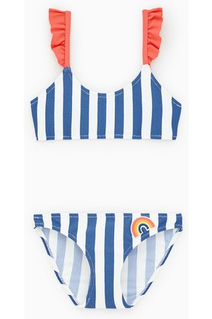 Zara Bikini rayas