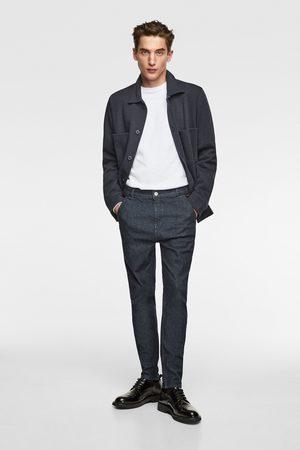 Zara Pantalón chino denim