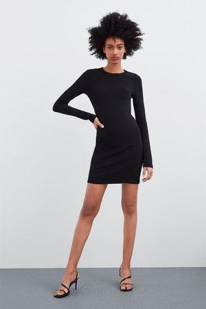 Zara Vestido ajustado
