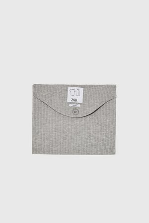 Zara Set pijama rayas