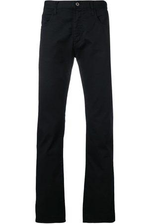 Emporio Armani Pantalones tipo chino rectos