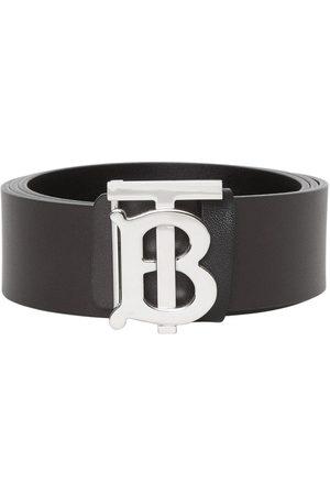 Burberry Hombre Cinturones - Cinturón reversible con monograma