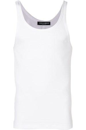 Dolce & Gabbana Ribbed tank top