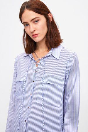 729d220fc Camisas Y Blusas de mujer Zara moda y ¡Compara ahora y compra al ...