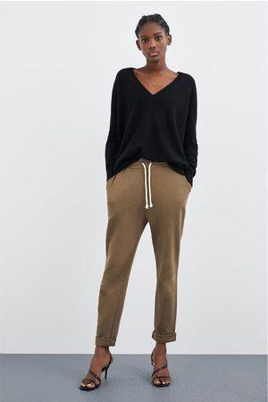 ساحر أطمح تبكي Pantalon Jogger Zara Mujer Outofstepwineco Com