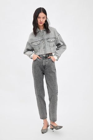 Zara Jeans mom fit