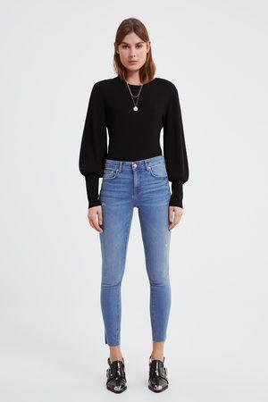 Zara Jeans zw premium skinny sunrise blue