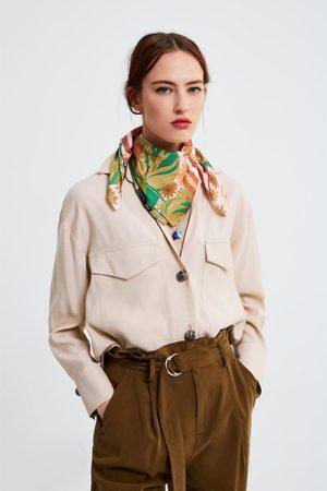 62875967d Moda Camisas de mujer color café ¡Compara ahora y compra al mejor precio!