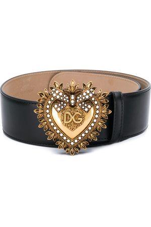 Dolce & Gabbana Cinturón con hebilla Devotion