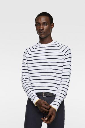 Zara Jersey rayas combinado